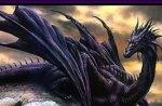 *Fantasy Dragon for Jean*