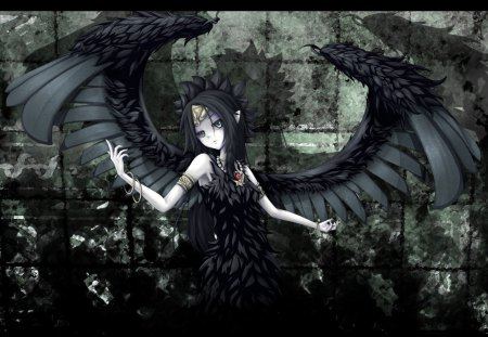 Dark Angel Other Anime Background Wallpapers On Desktop Nexus