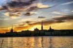 Stockholm, Sweden Sunset