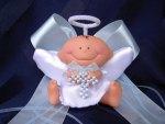 Smiling Angel Boy In Baptism Day♥