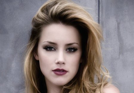 Amber Heard - model, actress, amber, heard, amber heard, beautiful, face