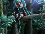 Girl in a Tree, Vocaloid