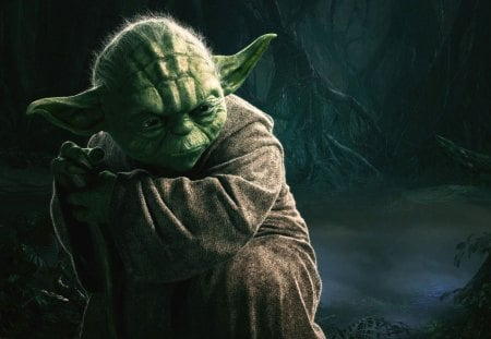 Yoda Movies Entertainment Background Wallpapers On Desktop Nexus