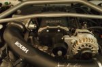 2006 Roush Stage 3 Mustang's Engine