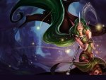 League of Legends - Dryad Soraka (New 2012)