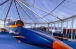 bloodhound ssc 1000 mph car