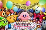 Happy 20th anniversary Kirby!