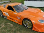 Corvette SCCA Trans Am series race car