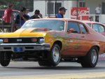 1973 Chevrolet Nova SS drag car