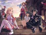 SAO - Forever Friends