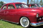 1949 Mercury Custom Sedan