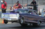 1965 Chevrolet Nova SS drag car