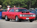 1969 Dodge Hemi Dart drag car
