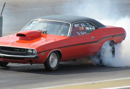 1970 dodge challenger drag - photo #9