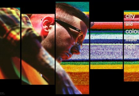 City And Colour Litlle Hell - dallas green, city and colour, little hell, music