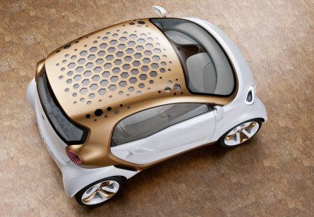 Smart Forvision Concept - cars, forvision, concept, smart