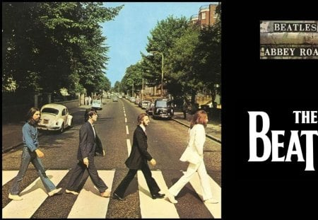 The Beatles Abbey Road Music Entertainment Background
