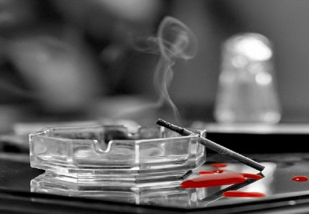 Smoke - hearts, photography, pretty, nice, heart, photo, smoke
