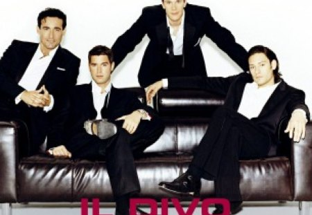 Il Divo Music Entertainment Background Wallpapers On