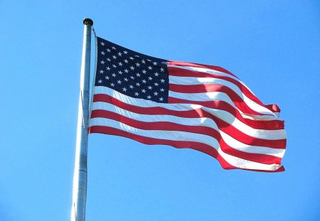 American Flag - honor, flag, memorial day, labor day, july fourth, proud, patriotism, american, holiday