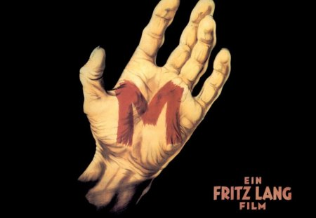 Fritz Lang's ''M'' - classic, entertainment, fritz lang, movies