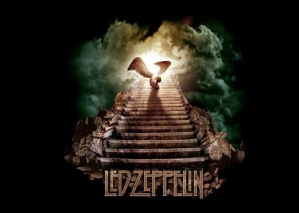 Led Zeppelin Stairway To Heaven Music Entertainment Background