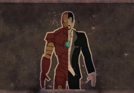 Iron Man Tony Stark Other Abstract Background