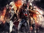 Assassin's Creed Ezio & Altair Epic!