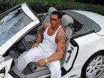 Batista In A Car