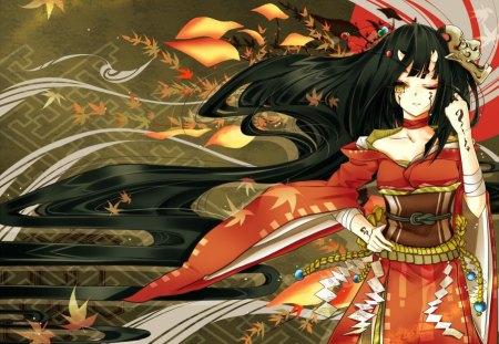 Demon girl other anime background wallpapers on desktop nexus image 1190503 - Hot demon women ...