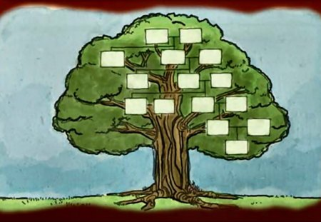 Family Tree 1 3d And Cg Abstract Background Wallpapers On Desktop Nexus Image 1190924
