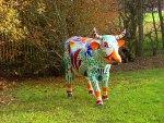 ♥     Autumn Cow     ♥