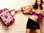 Christy Turlington - for Escada