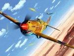 P 40 Tomahawk fighter