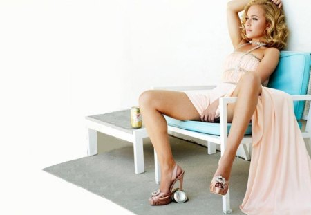 Hayden Panettiere - model, legs, panettiere, beautiful, singer, heels, hayden, hayden panettiere, actress