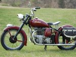 1949 Indian Super Scout