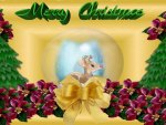 Rudolph's Christmas Snowglobe