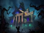 Mickey And The Haunted Mansion