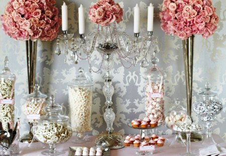 Cute & Nice - flowers, pink, nice, cute