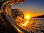 WAVE at SUNRISE