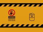 toxic radioactive