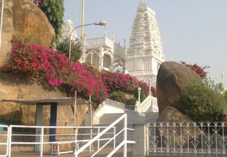 Birla Mandir on Hill Top