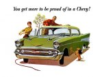 Vintage Chevy Ad