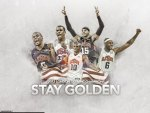 2012 Olympic Men's Basketball - Stay Golden