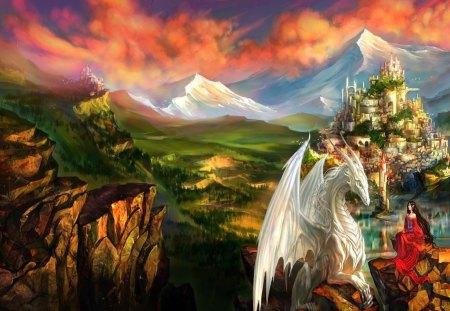 magic castle fantasy world - photo #27