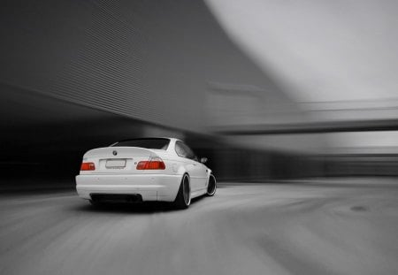 Untitled Wallpaper - e46, m3, csl, white