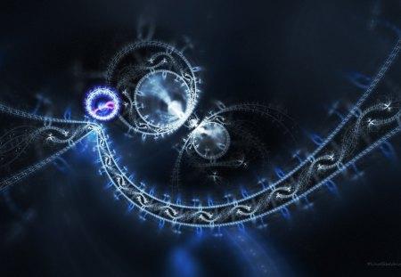 Birth - abstract, fractals, birth