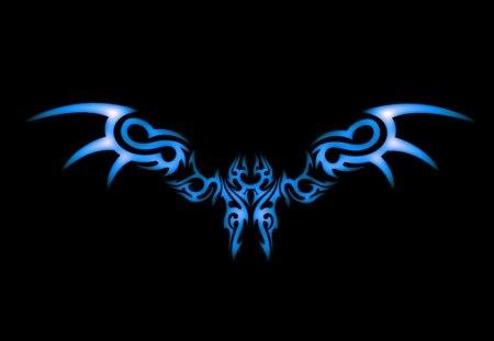 blue dragon - blue dragon, dragon