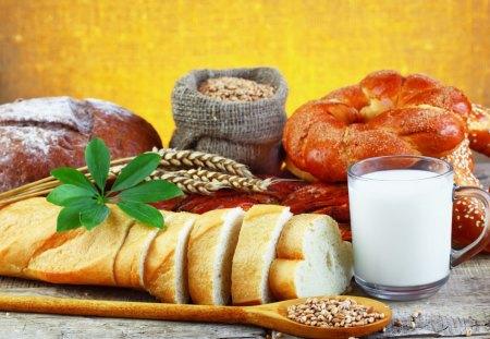 HEALTHY BREAKFAST - cool, food, ymmy, nice, hot