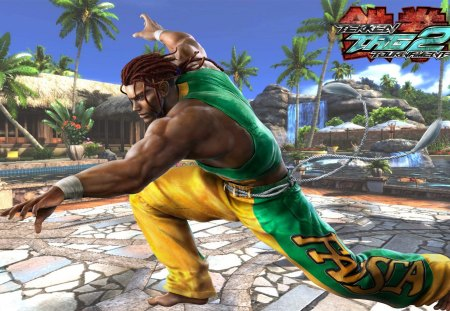 eddy gordo tekken video games background wallpapers on desktop nexus image 1201301 eddy gordo tekken video games